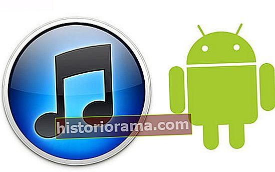 Jak přehrávat hudbu a videa z iTunes na telefonu Android
