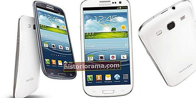 Jak najít Samsung Galaxy S3 (AKTUALIZOVÁNO)