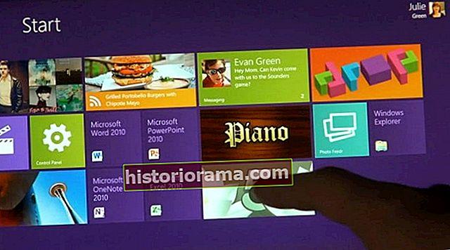 Vysvětlení funkcí systému Windows 8: Co je nového a jak to funguje