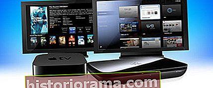 Apple TV проти Google TV: чим вони відрізняються?