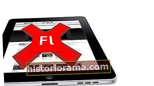 Flash Forward: як відсутність спалаху iPad може спричинити катастрофу