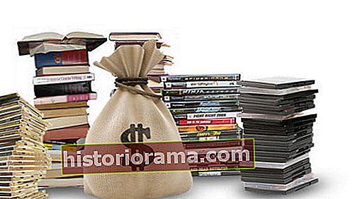 Πώς να αποκτήσετε δωρεάν βιβλία, CD, DVD και παιχνίδια