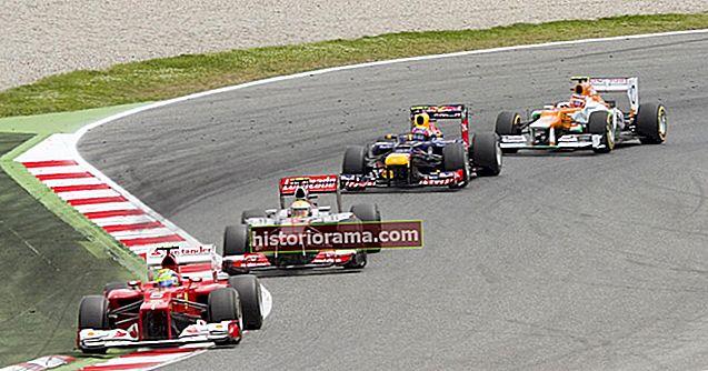 Πώς να παρακολουθήσετε τη Formula 1 online
