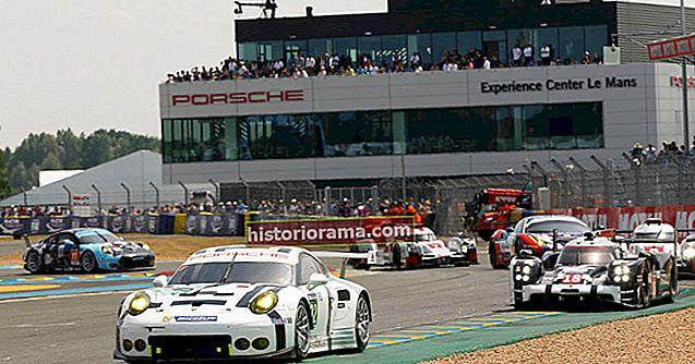 Γίνετε ειδικός 24 ωρών του Le Mans με αυτό το γρήγορο αστάρι
