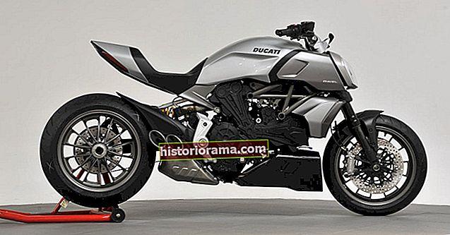 Πώς η VR, η μοντελοποίηση 3D και η χειροτεχνία βοηθούν την Ducati να σχεδιάσει δελεαστικές μοτοσικλέτες