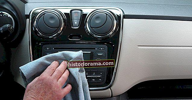 Πώς να καθαρίσετε το εσωτερικό του αυτοκινήτου σας