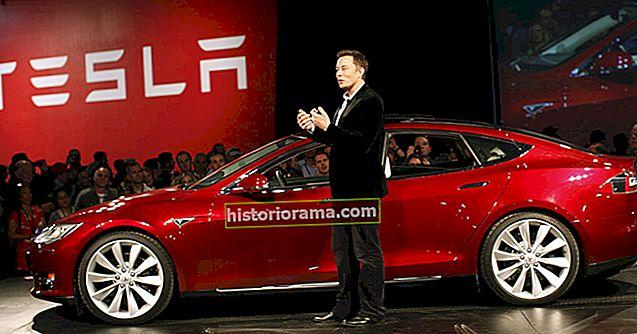 Πώς ο Tesla βγήκε από το πουθενά και ανακάλυψε το αυτοκίνητο όπως το ξέρουμε