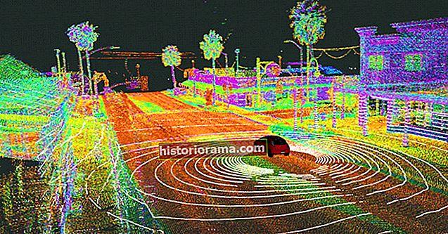 Πώς η Cruise δημιουργεί ψηφιακούς χάρτες για τα αυτοκίνητα της που οδηγούν αυτόματα