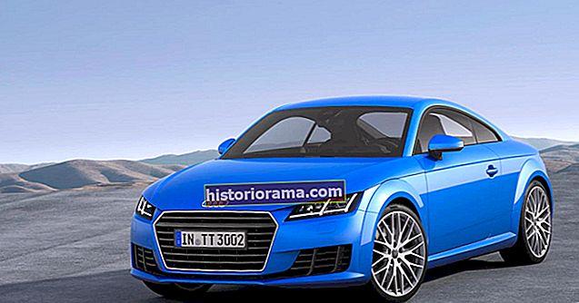 Πώς η Audi μετενσάρκωσε μια επανάσταση με το νέο της Audi TT