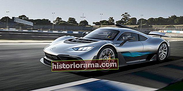 Πώς το Project One της Mercedes-AMG θα επηρεάσει τη σχεδίαση του αυτοκινήτου