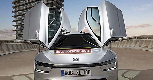 Hvordan VW malkede 261 miles fra en enkelt liter gas med den rekordstore XL1