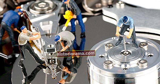 Ako rozdeliť pevný disk na oddiely