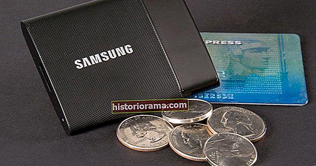 Jak opravit pomalý disk Samsung