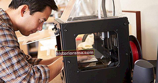 Vil du prøve hele denne 3D-udskrivning? Tjek dit lokale bibliotek