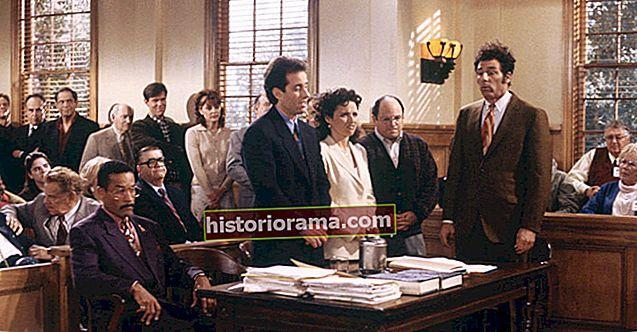Jak sledovat Seinfeld online: streamujte všech 172 epizod zdarma