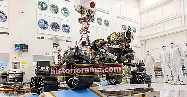 NASA oznámí název roveru Mars 2020, jak se dívat
