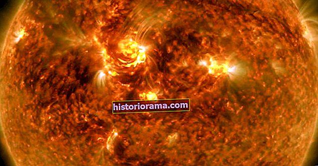 Jak v pondělí sledovat, jak Merkur projíždí kolem Slunce