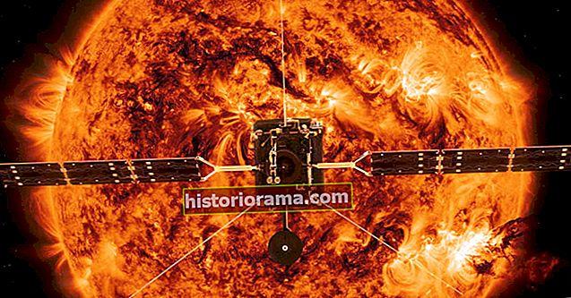 Jak v neděli sledovat start ESA a NASA Solar Orbiter