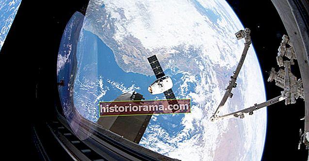 Jak dnes sledovat, jak kosmická loď Dragon SpaceX odlétá z ISS