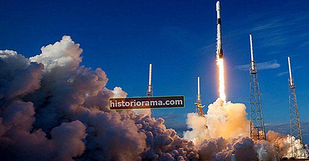 SpaceX zítra zahájí své šesté spuštění Starlink: Zde je návod, jak se dívat