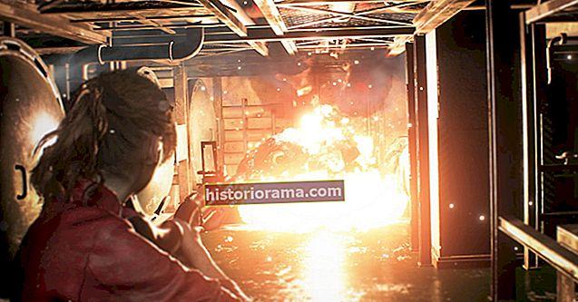 Resident Evil 2 je videti zastrašujoče, vendar je zvok tisti, zaradi katerega je igra kriva