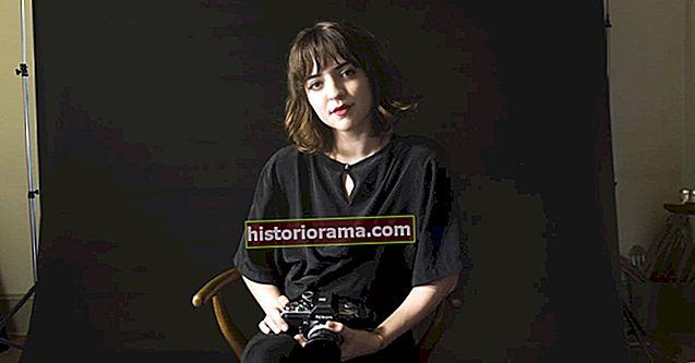 Hvordan Sara Crochet fik en top Nikon-pris med sin allerførste film