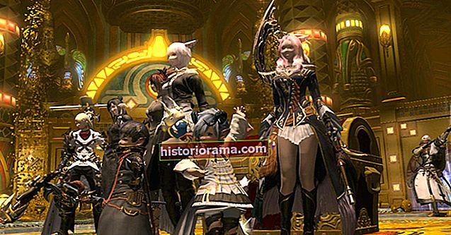 Як вирівняти шліфування у Final Fantasy XIV