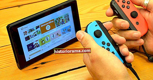 Nejběžnější problémy s Nintendo Switch a jak je opravit