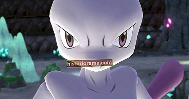 'Покемон: Поїдемо': Як зловити легендарного Покемона