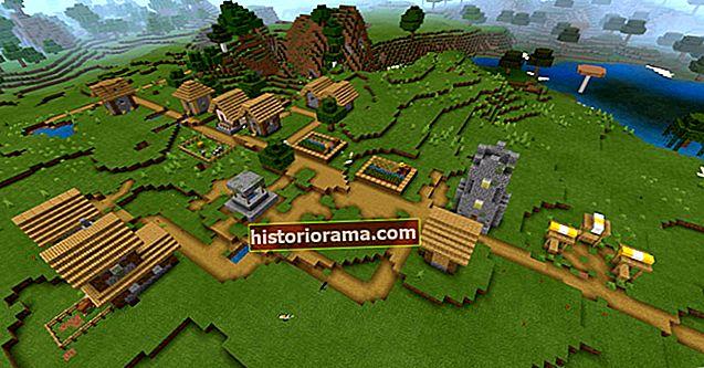 Як знайти село в Minecraft