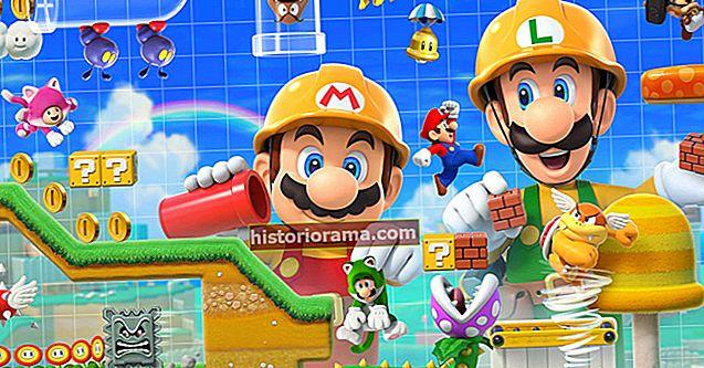 Як грати в кооперативі в Super Mario Maker 2