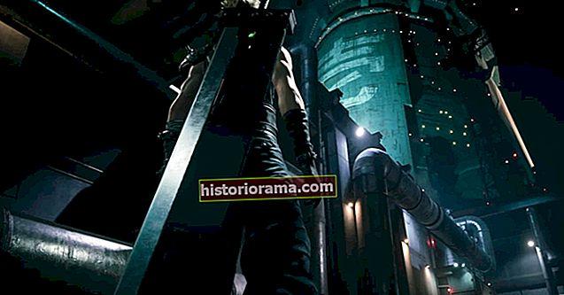 Огляд E3 2019 Square Enix: Месники та Final Fantasy VII Remake punch in