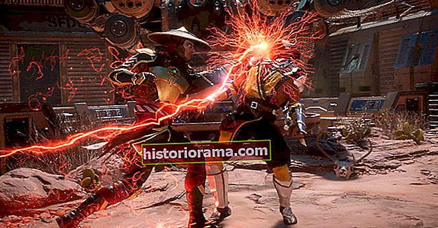 Jak udělat smrtelné rány v Mortal Kombat 11