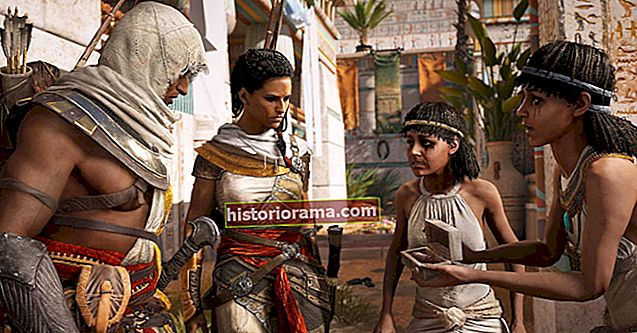"""Urcați-vă în grabă cu ghidul nostru """"Assassin's Creed Origins"""""""