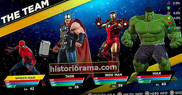 Πώς να συγκεντρώσετε την καλύτερη ομάδα στο Marvel Ultimate Alliance 3