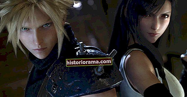 Ось скільки розділів є у Final Fantasy VII Remake