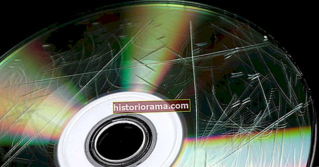 Як виправити подряпаний DVD або CD