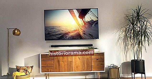 Sådan monteres et tv på væggen