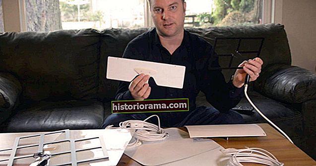 Як встановити HD-антену для безкоштовного телебачення