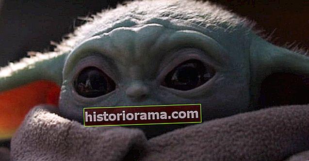 Як зробити свій аватар Діснея + Baby Йода