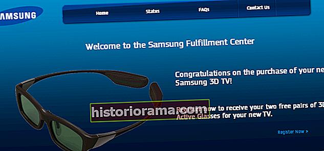 Нарешті: Як отримати безкоштовні 3D-окуляри Samsung