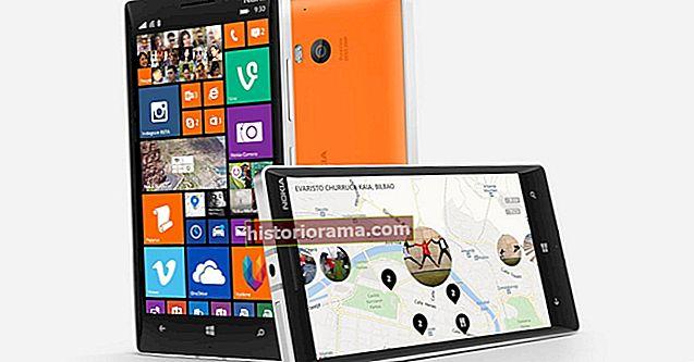 Jak pořídit snímek obrazovky na zařízení Nokia Lumia 920 (nebo na kterémkoli Windows Phone)