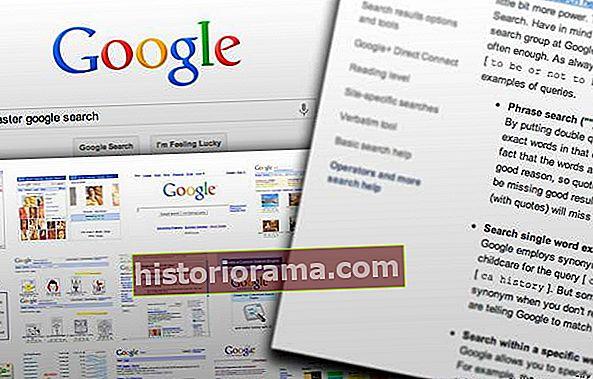Jak zvládnout vyhledávání Google