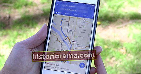 10 tipů a triků pro Mapy Google, které vás přenesou z bodu A do bodu B nebo dokonce přidáte písmeno C.