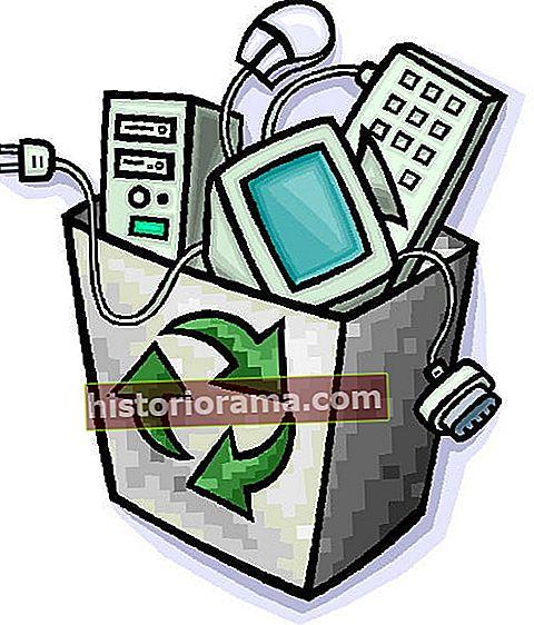 Jak recyklovat elektroniku