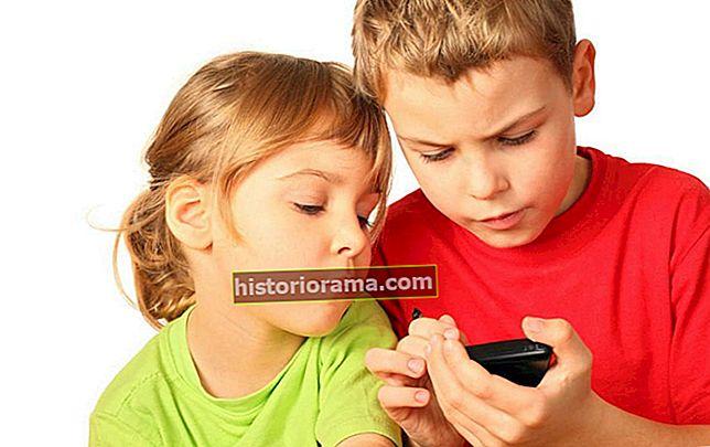 Скільки вам має бути років, щоб мати смартфон?