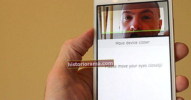 Роздивіться, щоб розблокувати: Grand S3 від ZTE забезпечує сканування сітківки на вашому телефоні