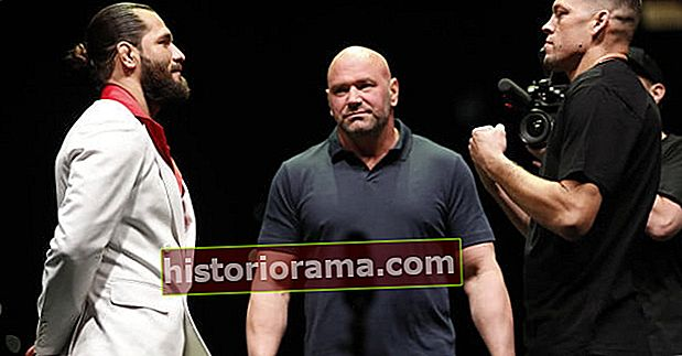 Jak sledovat UFC 244: Masvidal vs. Diaz PPV dnes večer naživo na ESPN +