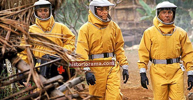 Наскільки точні фільми про пандемію, які ви переглядаєте?
