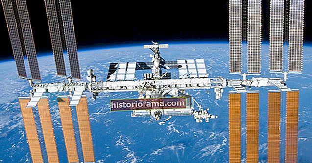 Як помітити Міжнародну космічну станцію неозброєним оком
